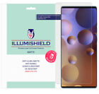 3x iLLumiShield Matte Screen Protector for LG Wing