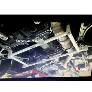 For 2014-2018 Subaru Forester XT (SJ) 2.0T Front Subframe Lower Bar 2Point Brace