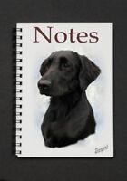 Flatcoated Retriever Notebook / Notepad  By Starprint