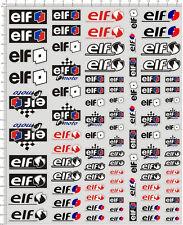Self Adhesive Sticker elf for 1/10 1/12 model kits 20015