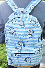 """doraemon blue cat flying 15"""" backpack shoulder bag laptop bags Big AZ18 NEW"""