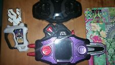 Kamen Rider Ex-Aid DX Gashacon BUGVISOR set