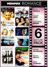 Miramax Romance. 6 Film collection incl The Shipping News. 2 Disc Set.In Shrink!