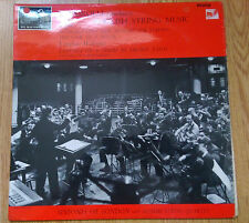 Barbirolli - English String Music - HMV ALP 1970 (Mono UK)
