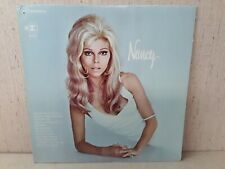 Nancy Sinatra Nancy LP Record