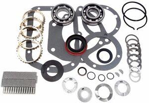 Saginaw Transmission Rebuild Bearing Kit 66-85 W/Synchros