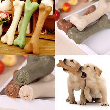 26g Dog Bones Teething Aid Toys Pet Puppy Dental Chews Bone Random color
