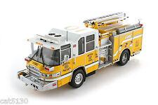 """Pierce Quantum Fire Engine Pumper """"AIEA HONOLULU HAWAII"""" 1/50 TWH #081D-01181"""