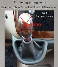 Mercedes-Benz Vito Viano W639 Schalthebelmanschette Schaltmanschette Farben