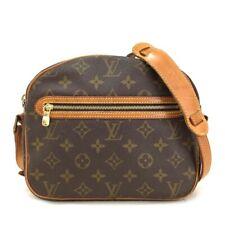 100% Authentic Louis Vuitton Senlis Monogram Crossbody Shoulder Bag/94
