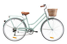 REID LADIES LITE 7SPD SAGE 46cm 700c BEACH CRUISER HYBRID WOMENS BIKE