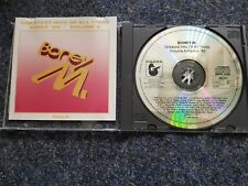 Boney M. - Greatest Hits of all times remix'89 Volume II CD