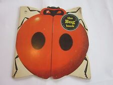1965 The Bug Book by William Dugan - A Golden Shape Book