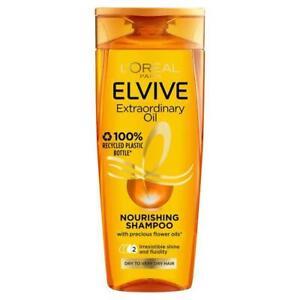 Elvive Extraordinary Oil Nourishing Shampoo 400ml