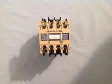 6 Allen Bradley 700DC-F400* 24 VDC Relay with 195-FA40 Auxiliary Contact