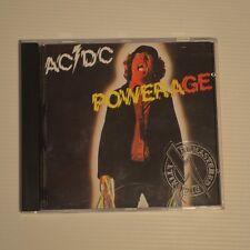 AC/DC - POWERAGE - AUSTRALIAN CD 1995 PRESS