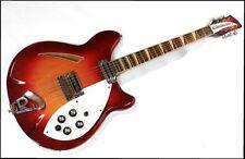 Vintage Rickenbacker 360 Fireglo guitar replica fridge magnet - new!
