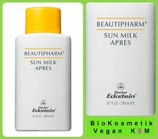 Sun Milk After 200 ML Helps Sonnengestresste Skin From Dr Eckstein Biokosmetik