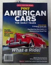AMERICAN CARS Early Years SPECIAL EDITION 128 Pages HENRY FORD Post CLASSIC ADS