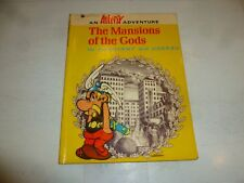 "ASTERIX - ""The mansions of the gods"" Comic Book  - Date 1973 - Darguad Graphic B"