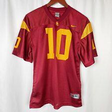 USC Trojans #10 Football Jersey John David Booty - Autographed, Signed