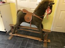 MAMAS AND PAPAS Large Rocking Horse, very good condition, Glider Style, Vintage