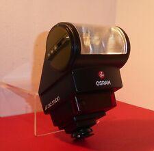 Osram AF282 Studio Enfoque automático pistola Flash para Canon EOS 35mm película SLR