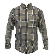 NWT Hollister by Abercrombie & Fitch Men's Shirt Gray Plaid Sz S