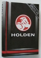 ~ Holden - PHOTO ALBUM HOLDS 24 & MAGNETIC FRAME Monaro Commodore