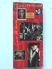 John Mellencamp WHENEVER WE WANTED cd 1991 NEW LONGBOX(long box) cougar