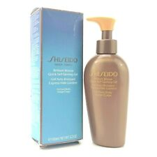 Shiseido Brilliant Bronze Quick Self-Tanning Gel for Face & Body 150ml