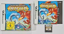 Nintendo DS/3DS Spiel DRACHEN - KAMPF DER GIGANTEN dt. OVP Mehrspieler Strategie