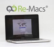 "13"" Apple MacBook Pro 2.4GHz i5 4GB RAM 500GB HDD A1278 Late 2011 Laptop"