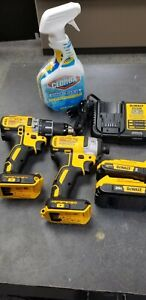 Dewalt combo kit 20v brushless xr