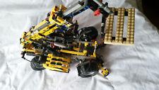 Lego Technic 8295 100% komplett, bitte lesen! Sonderstein 61905 Teleskoplader