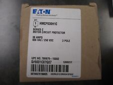 NEW EATON CUTLER-HAMMER HMCP030H1C MOTOR PROTECTOR 30A NEW IN BOX