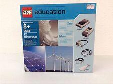 LEGO Set 9688 Education Renewable Energy Add On Set NXT MISB New In Sealed Box