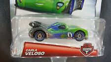 DISNEY PIXAR CARS CARBON RACERS CARLA VELOSO 2016 SAVE 5% WORLDWIDE FAST SHIP