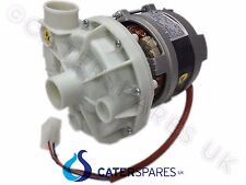 100740 COMENDA ELECTRIC WASH PUMP MAIN MOTOR DISHWASHER FIR 4247SX 230vF55 F65