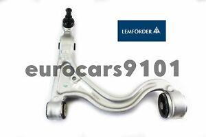 Porsche Panamera Lemforder Right Front Lower Control Arm 3755801 97034105424