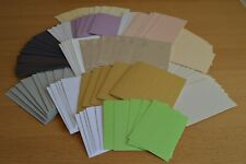 50 Assorted Blank Card and Envelope Bundle