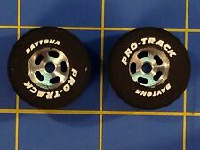 Pro Track #515  Daytona stockers .950 x .500 wide 500 hub 1/8 axle Mid America