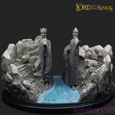 NEW The Lord of The Rings Hobbit Gates of Argonath Gate of Kings Statue Figure