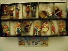 ASTERIX   Kinder sorpresa dipinti a mano 14 personaggi  (MQX)