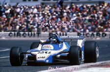 Jacques Laffite Ligier JS11/15 Francés Grand Prix 1980 fotografía