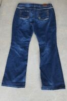 Maurices Women's Plus Size 20 Long Boot Cut Stretch Jeans