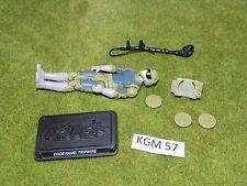 G.I. JOE 3.75 inch loose TRIP WIRE 25th Annv COMIC Book Edition (KGM 57)