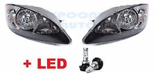 2008-2017 INTERNATIONAL ProStar Limited Eagle with LED Bulbs 6500K PAIR