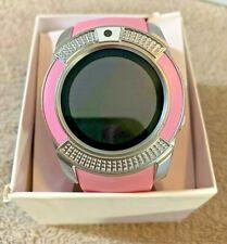 Smart Watch (Supports SIM) Touchscreen Facebook & More!