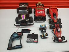 Nikko RC lot turbo panther magnum jeep monster Tacoma mini panther II truck